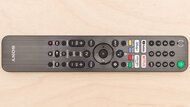 Sony X95J Remote Picture