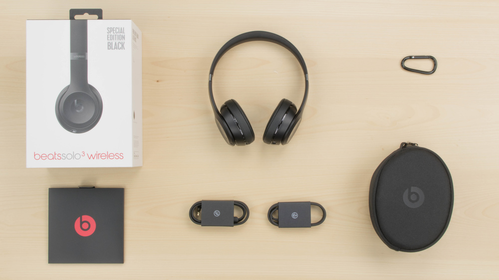 Beats Solo3 Wireless In the box Picture