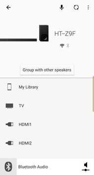 Sony HT-Z9F App image