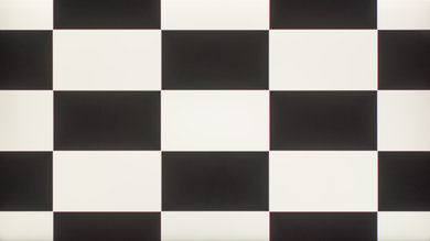 TCL S517 Checkerboard Picture