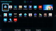 Samsung H8000 Smart TV