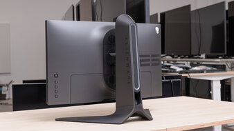 Dell Alienware AW2521HF Back Picture