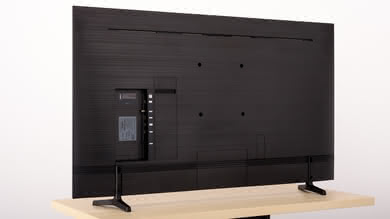 Samsung NU6900 Back Picture