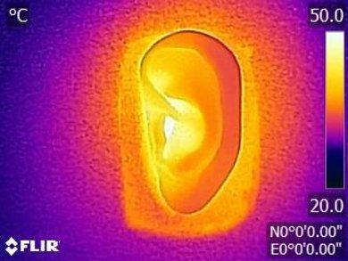 Razer Kraken Pro V2 Breathability After Picture