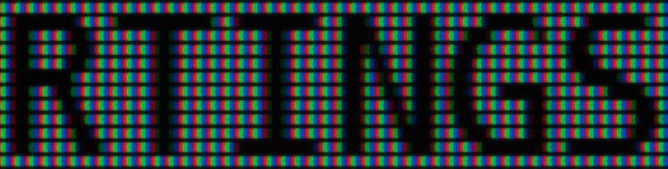 Gigabyte M32Q ClearType On