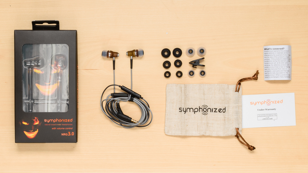 Symphonized NRG 3.0 In the box Picture