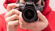 Nikon D3500 Hand Grip Picture