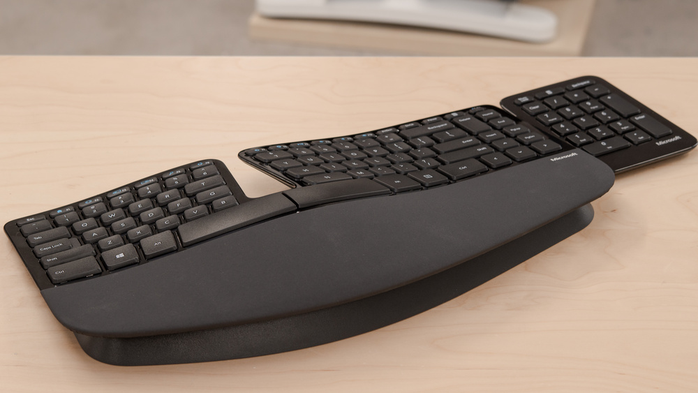 Microsoft Sculpt Ergonomic Keyboard Picture