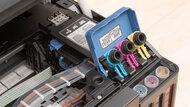 Canon PIXMA G7020 Cartridge Picture In The Printer