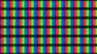ASUS TUF Gaming VG34VQL1B Pixels