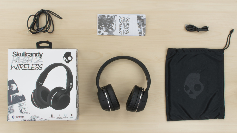 Skullcandy Hesh 2 Wireless In the box Picture
