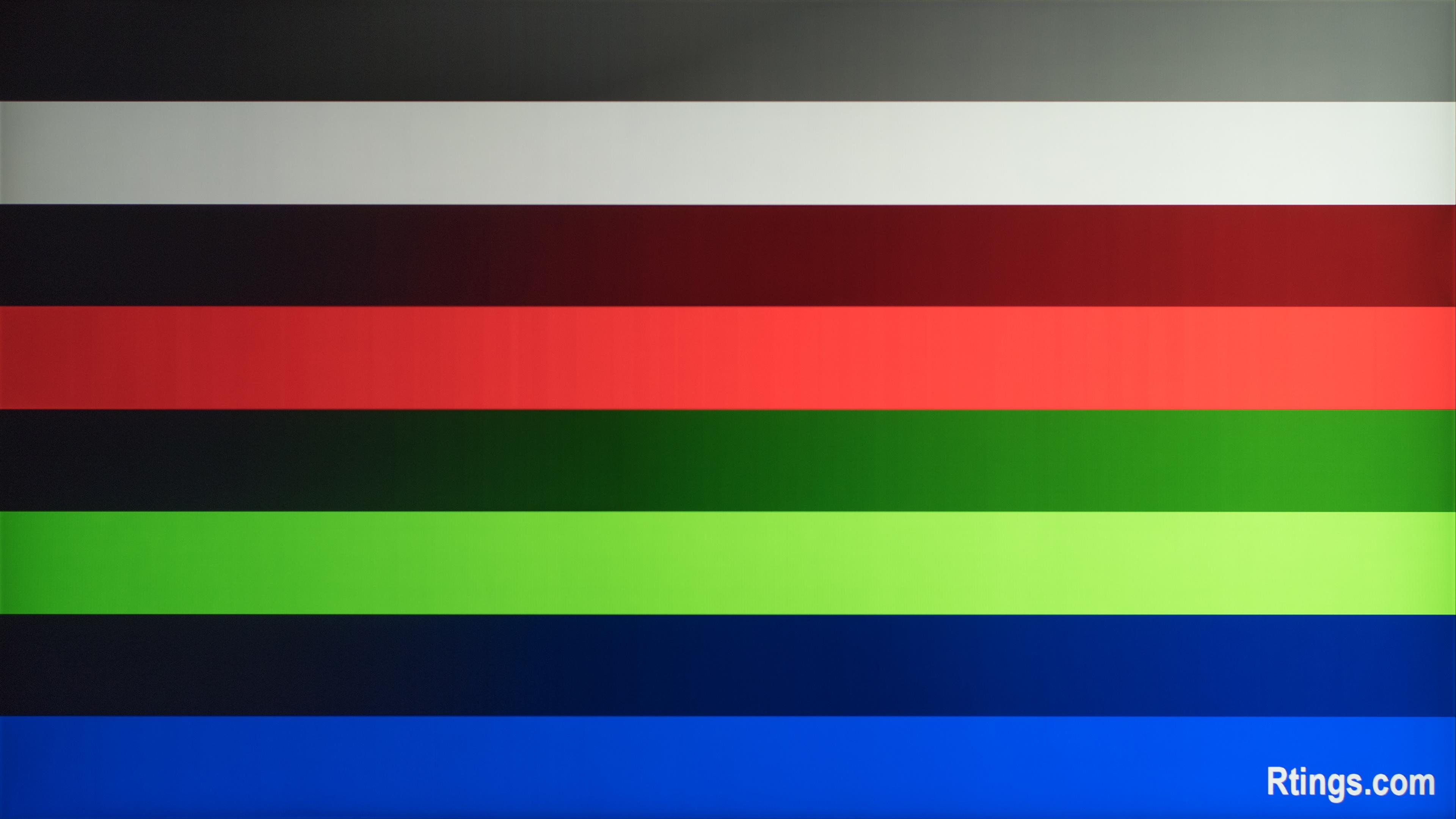 Gradients on TVs: Color bit depth - RTINGS com