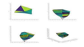 ViewSonic Elite XG270QG sRGB Color Volume ITP Picture