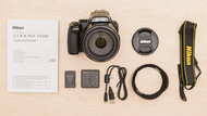 Nikon COOLPIX P1000 In The Box Picture