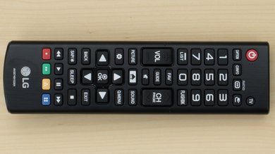 LG LH5700 Remote Picture