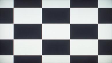 LG SK9000 Checkerboard Picture