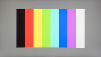Samsung C27RG5 Color Bleed Vertical