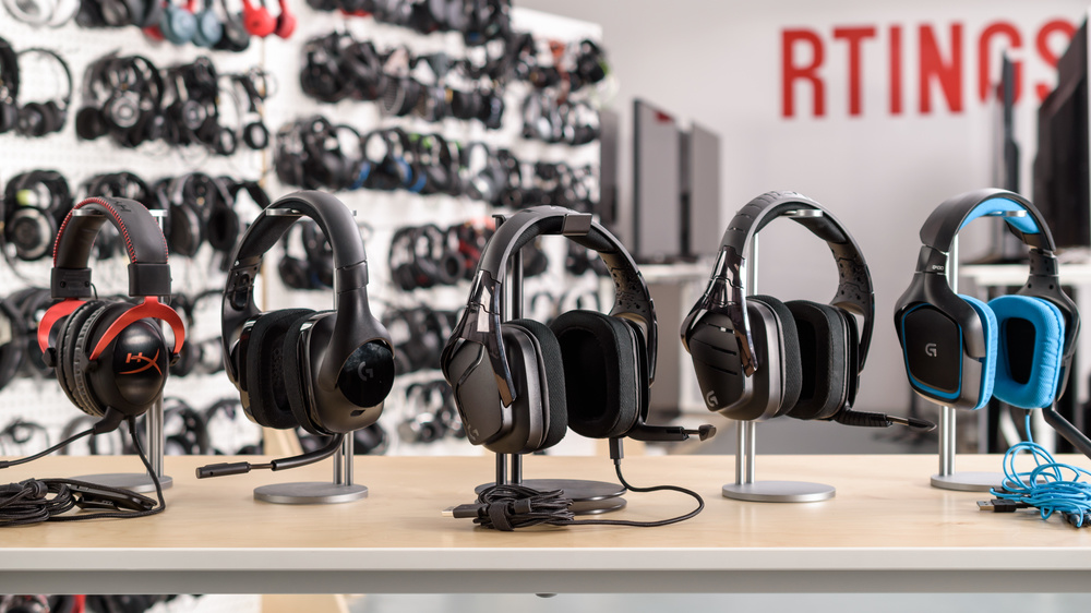 Logitech G635 Gaming Headset Compare Picture