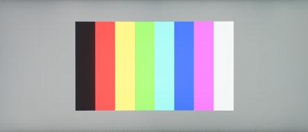 LG 38GL950G-B Color Bleed Vertical