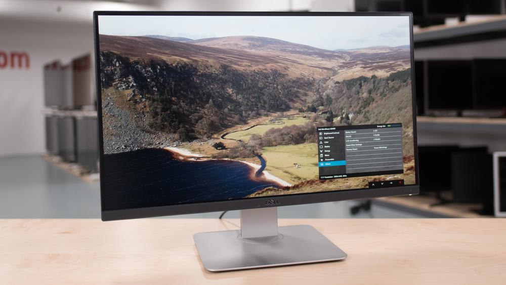 Dell U2515H Design Picture