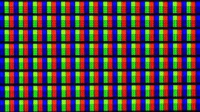 LG LF6000 Pixels Picture