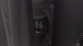 ASUS TUF Gaming VG259QM Ergonomics Picture