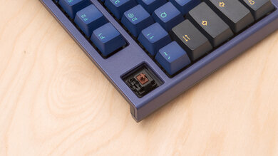 Cherry MX Brown switch in the Ducky One 2