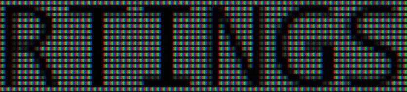 Dell UltraSharp U4021QW ClearType Off