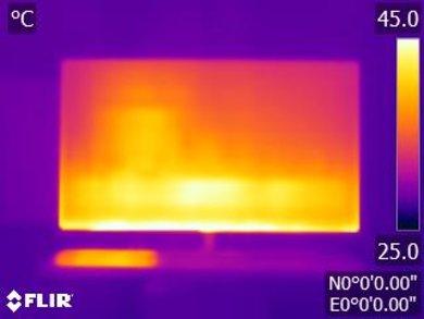 Samsung Q7F Temperature picture