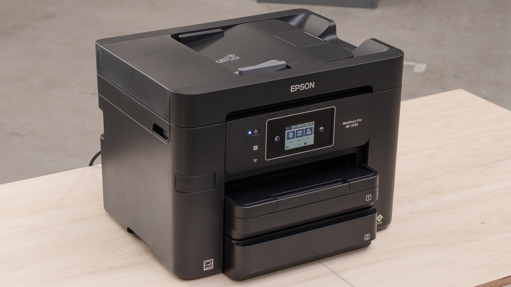 Epson WorkForce Pro WF-3730 Picture