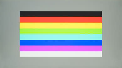 Dell D3218HN Color bleed horizontal
