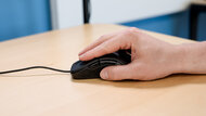 Cooler Master MasterMouse MM530 Fingertip Grip Picture