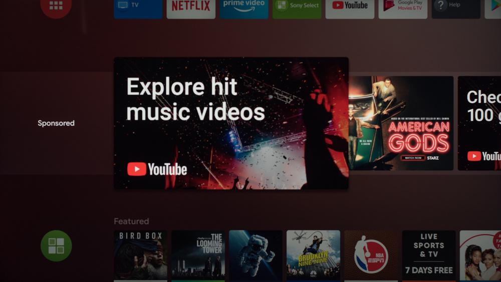 Ads in Smart TVs - RTINGS com