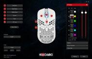 HK Gaming Mira-M Software settings screenshot