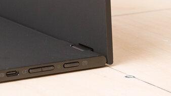 Lenovo ThinkVision M14 Ergonomics Picture