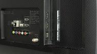 LG UJ7700 Side Inputs Picture