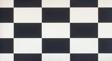 Samsung UE590 Checkerboard Picture