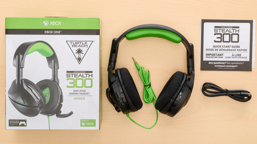 Turtle Beach Stealth 300 In the box Picture