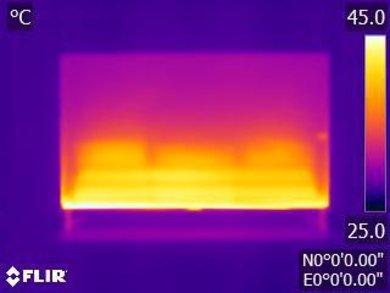 LeEco Super4 Temperature picture
