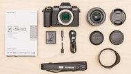 Fujifilm X-S10 In The Box Picture