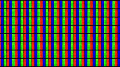 Samsung H6400 Pixels