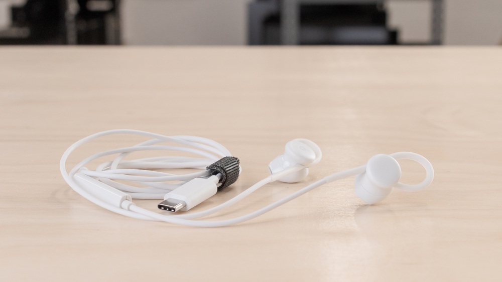 Google Pixel USB-C Earbuds Picture
