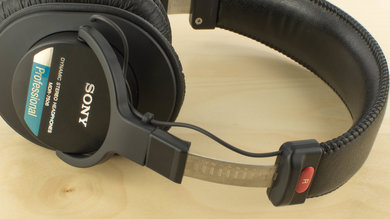 Sony MDR-7506 Build Quality Picture