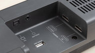 Yamaha YAS-207 Physical inputs bar photo 1