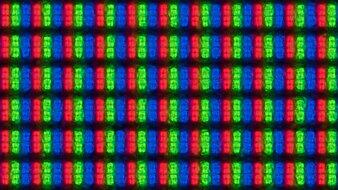 BenQ EW3270U Pixels