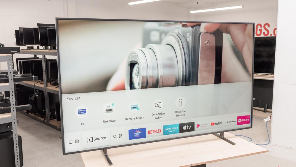 Samsung RU9000 Picture