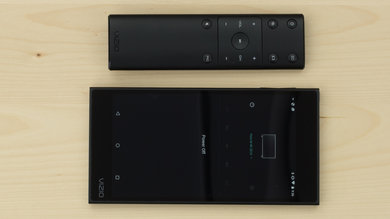 Vizio M Series 2016 Remote Picture