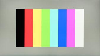 ASUS TUF Gaming VG27WQ1B Color Bleed Vertical