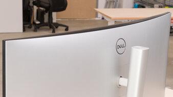 Dell UltraSharp U4021QW Build Quality Picture