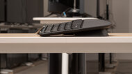 Microsoft Sculpt Ergonomic Keyboard Side Picture